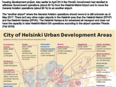 Helsinki-Malmi Airport: The change in the City of Helsinki Urban Planning between 2014 and 2016